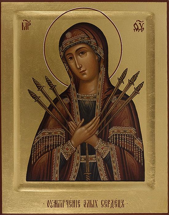 икона богородица умягчение злых сердец фото время