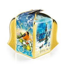 Коробка для рождественских подарков (Ге) 7х5х5 (уп.-20 шт.), фото 1
