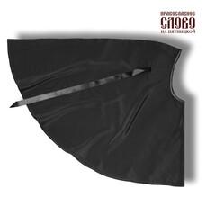 Апостольник, размер 3, ткань кашибо, черны, фото 1