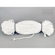 Шнур для поручей, белый, в мотке 30, фото 1