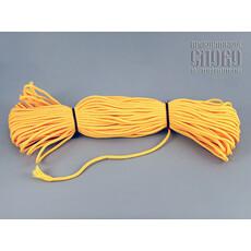 Шнур для поручей, желтый, в мотке 30, фото 1