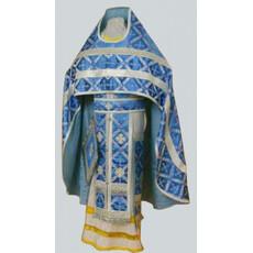 Облачение иерейское шелк вышитый крест, фото 1