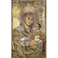 Фото: Вифлеемская икона Божией Матери (арт.249) с-2