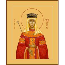 Фото: Елена Сербская благоверная княгиня, икона (арт.031)