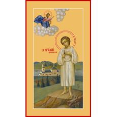 Фото: Артемий Веркольский праведный, икона (арт.079)