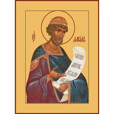 Фото: Давид царь и пророк, икона (арт.493)