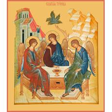Фото: Святая Троица икона (арт. 681)