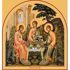 Фото: Святая Троица икона (арт.6121)