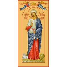 Фото: Агния Римская дева мученица, икона (арт.6512)