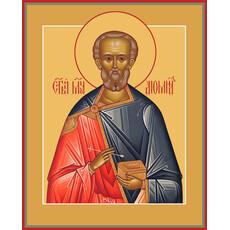 Фото: Диомид Тарсянин, Никейский, врач, мученик, икона (арт.973)  с-2