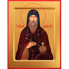 Фото: Агапит Печерский преподобный, икона (арт.805)