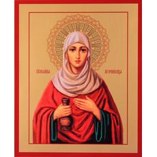 Фото: Иоанна Мироносица праведная,  икона (арт.840)