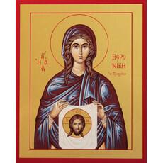 Фото: Вероника праведная,  икона (арт.842)