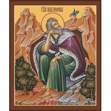 Фото: Илия пророк, икона (арт.424) с-2