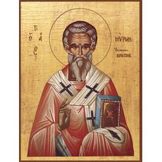 Фото: Мирон чудотворец, епископ Критский святитель, икона (арт.795) с-2