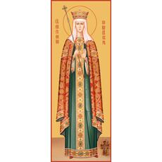 Фото: Ангелина Сербская блаженная, икона (арт.041)