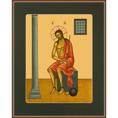 Фото: Христос в темнице, икона (арт.600) с-2