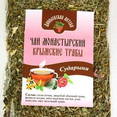 "Фото: Чай монастырский крымские травы ""Сударыня"", 100 гр."