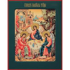 Фото: Святая Троица икона (арт.122) с-2
